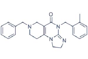 onc201 moleculaire structuur