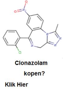 clonazolam kopen