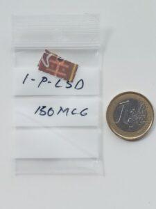 1P-LSD 150 microgram 2 stuks