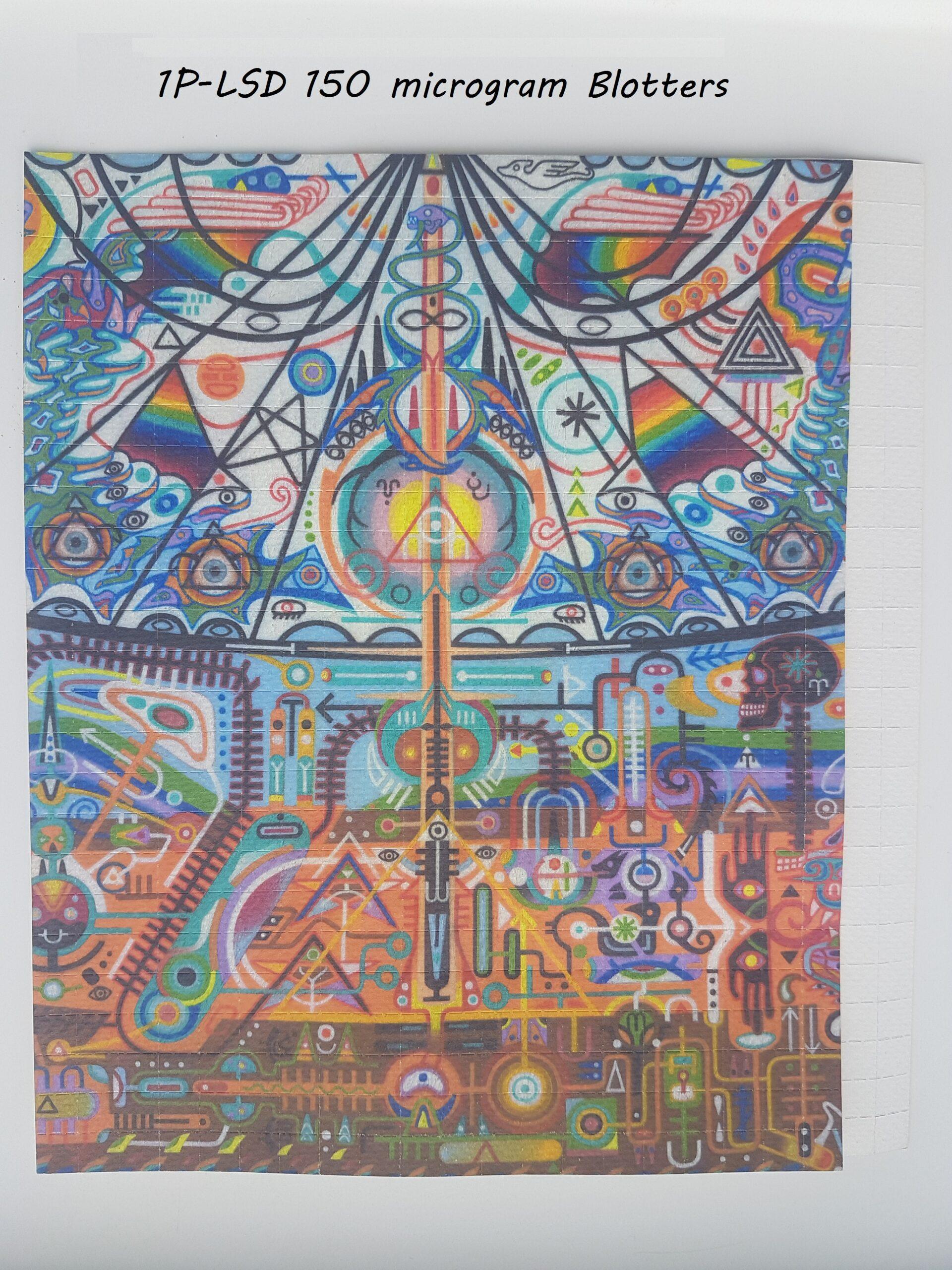 1P-LSD-150-microgram-blotters-kopen