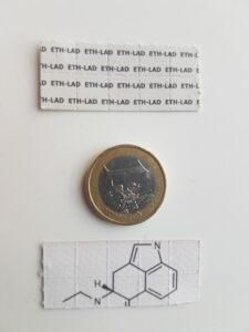ETH-LAD kopen 10 blotters 100 microgram