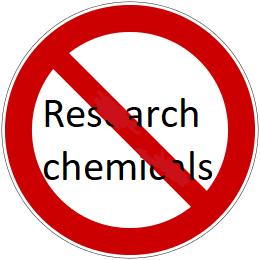 Het research chemicals verbod! Welke designerdrugs wil men verbieden?