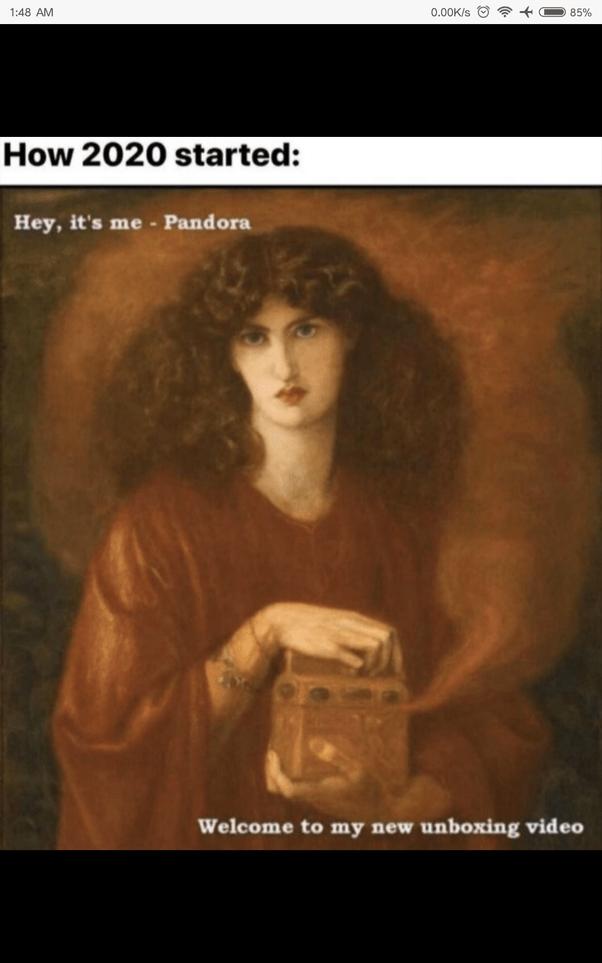 pandora's box 2020