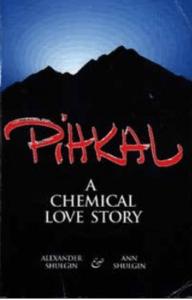 Phikal boek van Alexander Shulgin