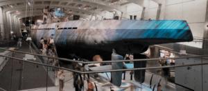 U-505-in-het-museum-van-Chicago
