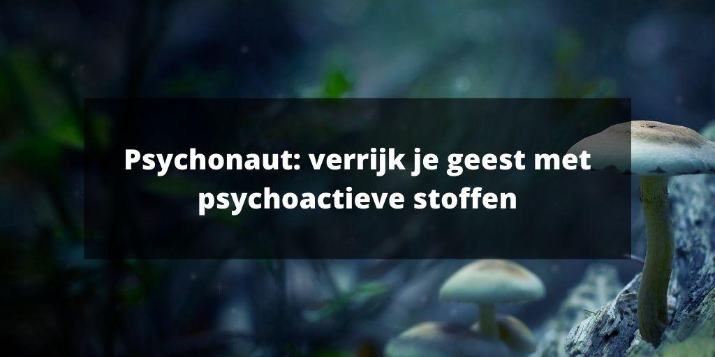 Nieuwe psychoactieve stoffen