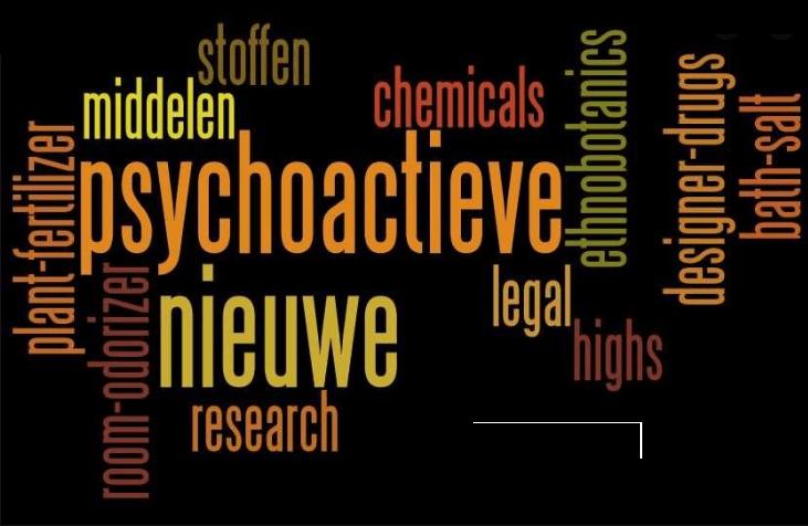 nieuwe psychoactieve stoffen en designerdrugs
